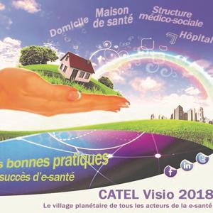 Congrès CATEL Visio e-santé 2018