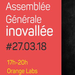 Assemblée générale Inovallée @ Orange labs | Meylan | Auvergne-Rhône-Alpes | France