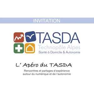 L'Apéro du TASDA - Numérique et conciergerie locale solidaire @ Maison de l'Autonomie, Salle de conférence | Grenoble | Auvergne-Rhône-Alpes | France
