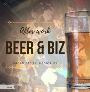 Beer & Biz de la rentrée ! @ Biopolis | La Tronche | Auvergne-Rhône-Alpes | France