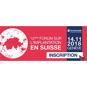 12e Forum sur l'Implantation en Suisse @ Genève   Genève   Suisse