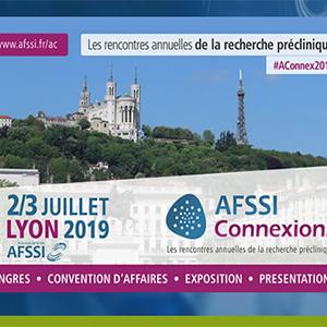 AFSSI connexions 2019 - Les rencontres annuelles de la recherche préclinique @ Lyon | Auvergne-Rhône-Alpes | France