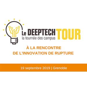 Deeptech Tour - la tournée des campus @ Université Grenoble Alpes