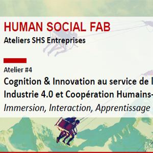 Human Social Fab - Atelier SHS Entreprises @ Campus universitaire de Saint Martin d'Hères Bâtiment IMAG | Saint-Martin-d'Hères | Auvergne-Rhône-Alpes | France