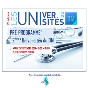 Les Universités du DM - 2e édition @ Cloud Business Center | Paris | Île-de-France | France