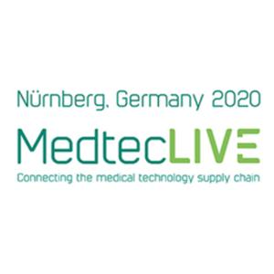 MEDTECLIVE @ Messezentrum | Nürnberg | Bayern | Allemagne