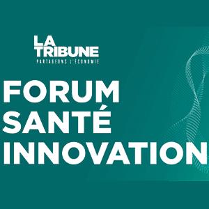 FORUM SANTÉ INNOVATION 2020 - La Tribune Lyon @ UCLy - Université Catholique de Lyon