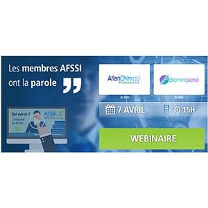 Webinaire : les membres AFSSI ont la parole @ WEBINAIRE