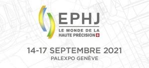 Salon EPHJ : le monde de la Haute Précision @ Palexpo Genève