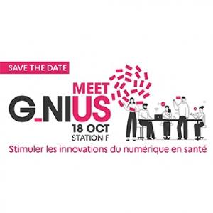 G_NIUS fête ses 1 an ! @ À la Station F et en ligne